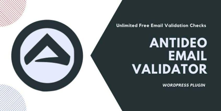 Antideo email validator