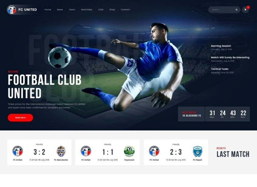 FC United min
