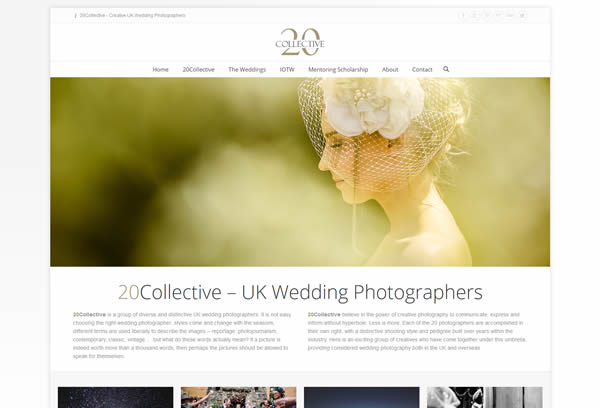 20Collective - Creative UK Wedding Photographers