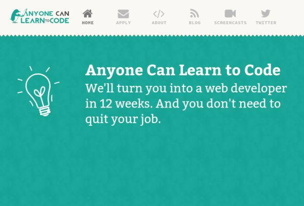 Anyone Can Learn To Code
