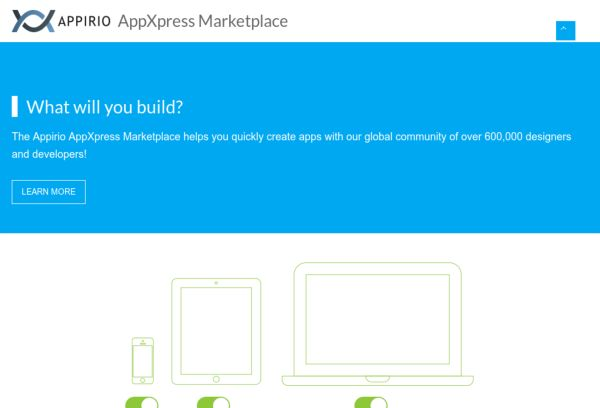 Appirio AppXpress Marketplace