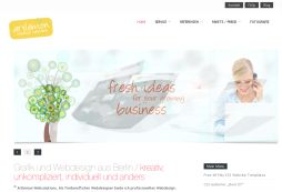 artlemon web design