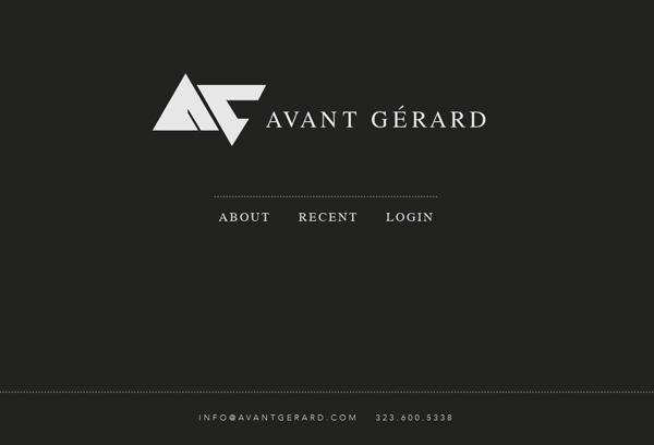Avant Gérard