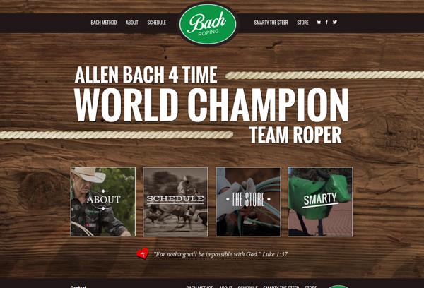 Bach Roping