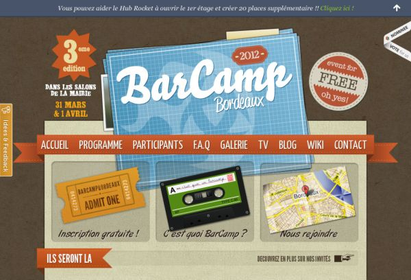 BarCamp Bordeaux