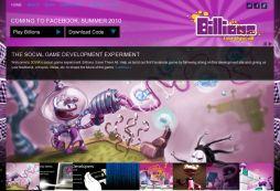 Billions - Social Game Development Site