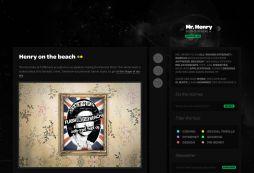 the Mr. Henry blog-o-sphere