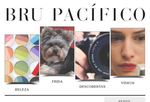 Blog da Bru Pacífico