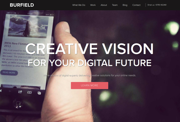 Burfield Digital Agency