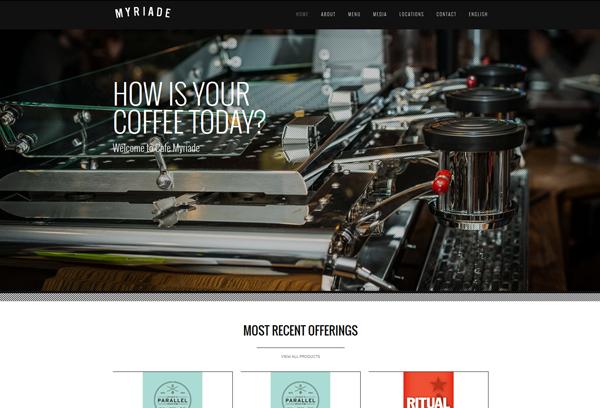 Cafe Myriade