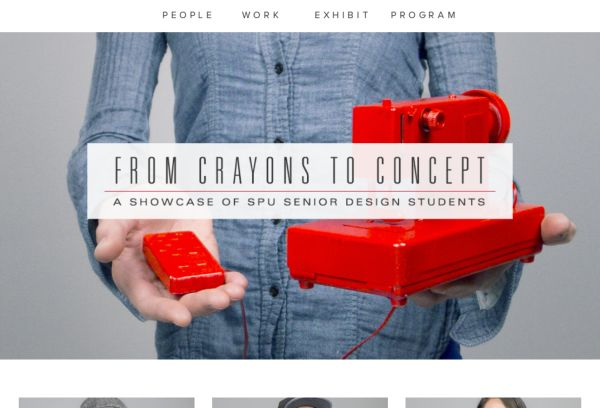 Crayons to Concept