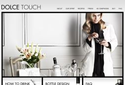 DOLCE TOUCH BY DOLCE TOUCH - HYBRID LUXURY VODKA