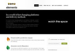 elements video and film productions