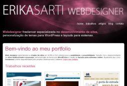 Erika Sarti   web designer