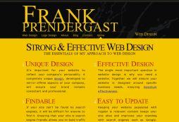 Frank Prendergast Web Design