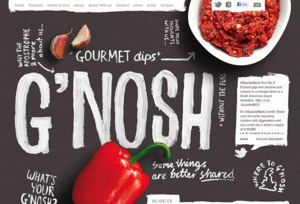 Gnosh Gourmet Dips