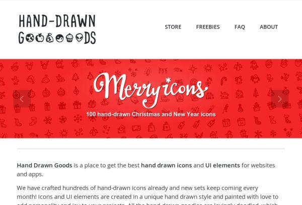 Hand Drawn Goods