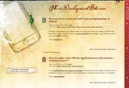 iPhone Development Blog