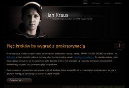 Jan Kraus - blog