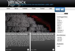 Jet Black Art