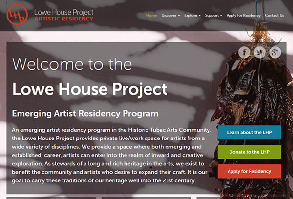 Lowe House Project