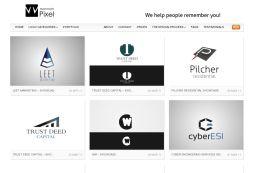 A passionate logo design team