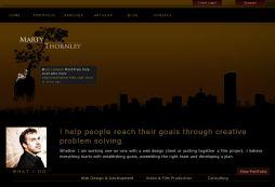 Wordpress Designer - Marty Thornley