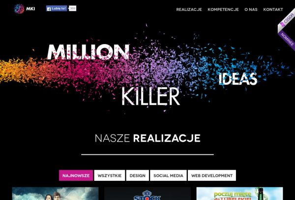 Million Killer Ideas