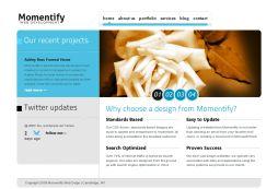 Momentify Web Design