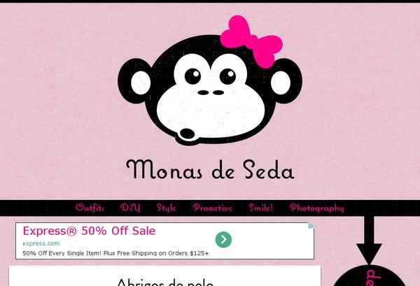 Monas de Seda