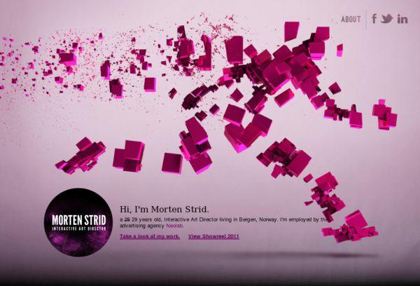 Morten Strid - Interactive Art Director