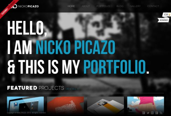 Nicko Picazo