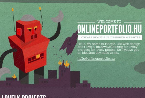 Onlineportfolio.hu