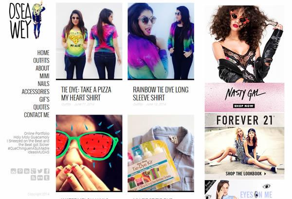 Osea Wey | Mimis Closet on a Budget