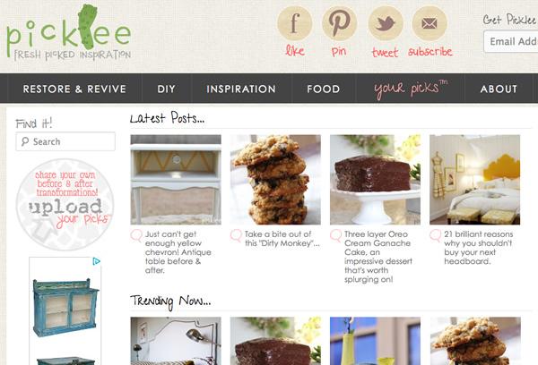 picklee inspiration blog