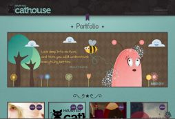 Haunted Cathouse Portfolio