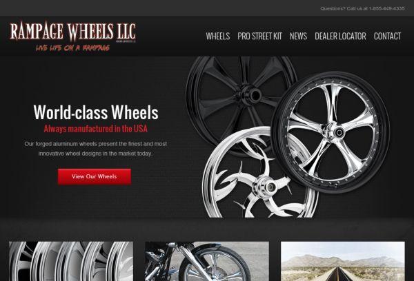Rampage Wheels