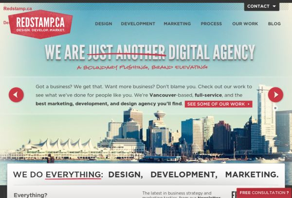 Red Stamp Agency