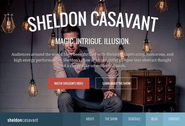 Sheldon Casavant