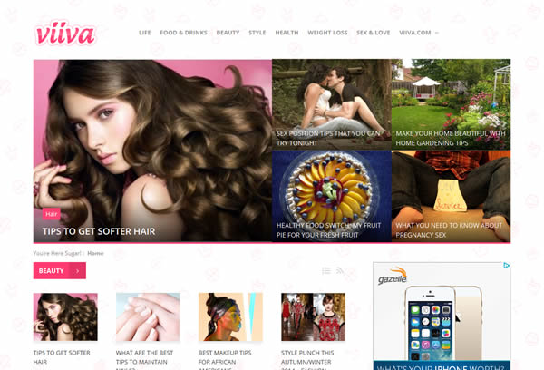 Viiva.com Modern Women\\\'s Lifestyle Blog