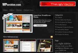 wparchive Free Premium WordPress themes