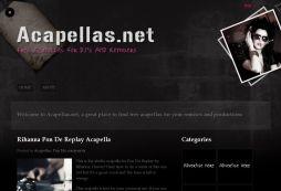 Acapellas.net