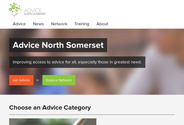 Advice North Somerset