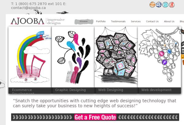 Ajooba Web Solutions