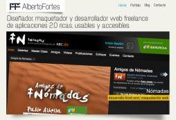 AlbertoFortes, web designer