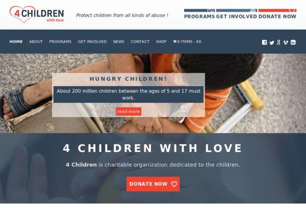 4 Children with Love
