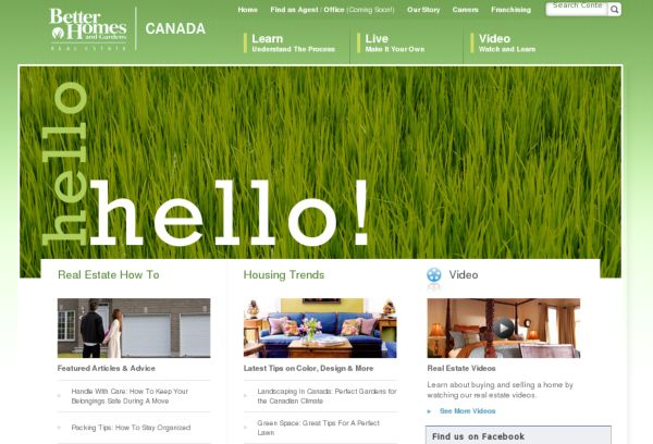 Better Homes and Gardens Real Estate Canada