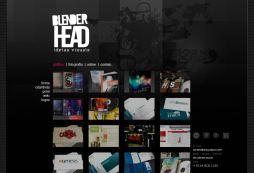 blenderhead   ideias visuais
