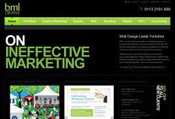 Web Design Leeds | BML Creative