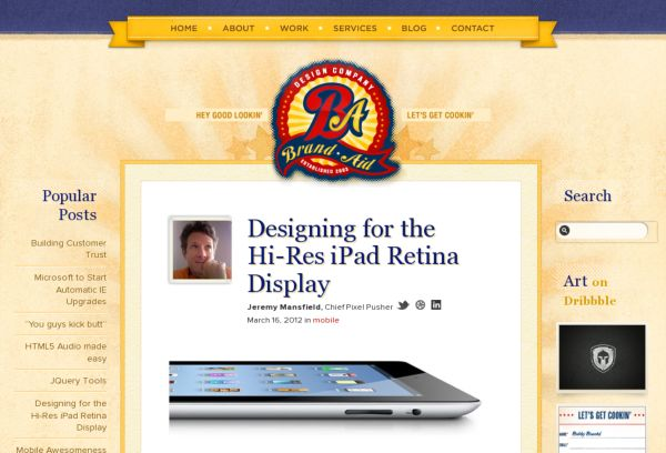 Brand Aid Design Co. Blog